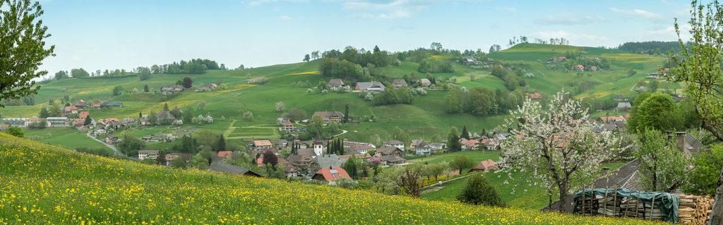 Spitex, ola, Oberes Langetental, Huttwil, Eriswil