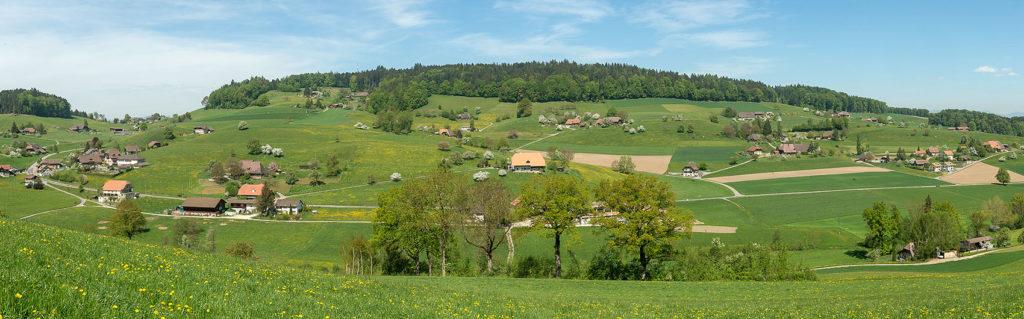 Spitex, ola, Oberes Langetental, Huttwil, Leimiswil